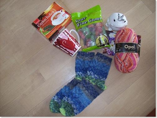 Sockenfee von Sabine