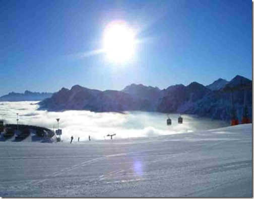 Kronplatz Winter